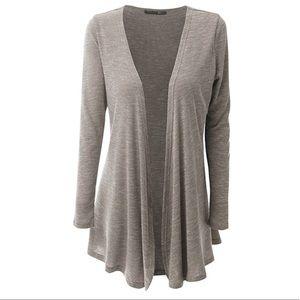 Sweaters - NEW Lightweight Open Front Cardigan